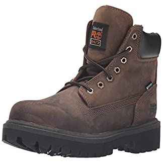 Timberland PRO Direct Attach 6″ Steel Safety Toe Waterproof Insulated Boot