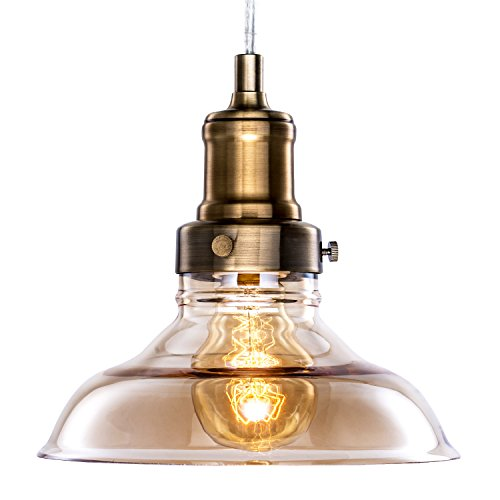 Bronze Copper Pendant Light