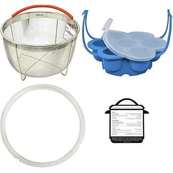 Amazon Com The Original Salbree 8qt Steamer Basket For