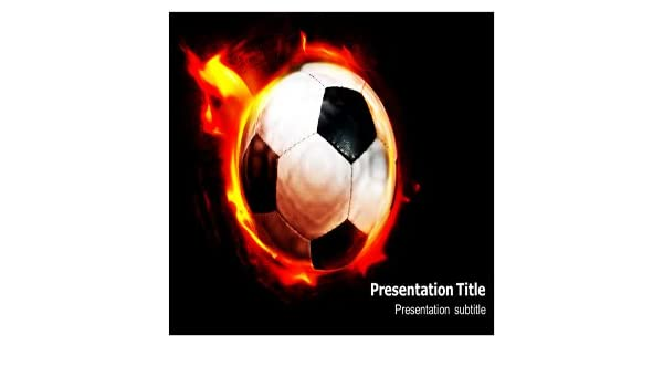 Amazon Soccer Powerpoint Template Soccer Ppt Template