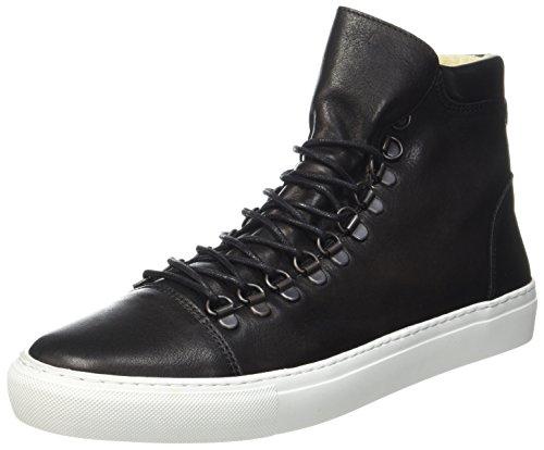 Shoe The Bear Herren Village High L Hohe Sneaker Schwarz (110 Black)