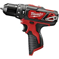 Milwaukee 2408 20 Cordless Hammer Driver Noticeable