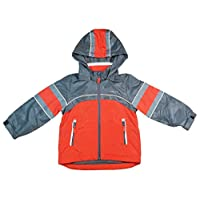 London Fog Toddler Boys Blue Fleece Lined Outerwear Jacket