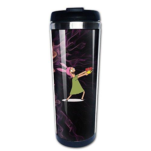 Price comparison product image LiZizz Bob Burgers Louise Stainless Steel Mug / Coffee Thermos & Vacuum Flask
