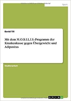 Mit dem M.O.B.I.L.I.S.-Programm der Krankenkasse gegen Übergewicht und Adipositas