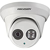For Hikvision 4MP ip camera DS-2CD2342WD-I 2.8mm Lens IR Night Vision WDR EXIR Turret Network Dome Security Camera English Version