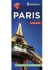 Michelin Paris City Map - Laminated