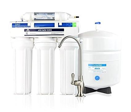 Apex xgro serie Undersink sistemas de filtro de agua de ósmosis inversa
