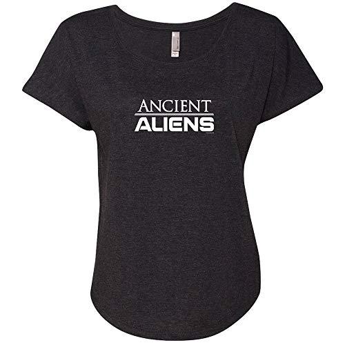 fbc458b43 Amazon.com: Ancient Aliens Women's Tri-Blend Dolman T-Shirt: Clothing