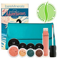 Bare Escentuals Free To Be Naturally Adventurous ($61 Value) Free To Be Naturally Adventurous