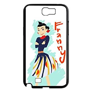 SamSung Galaxy Note2 7100 phone cases Black Meet the Robinsons cell phone cases Beautiful gifts NYU45760804
