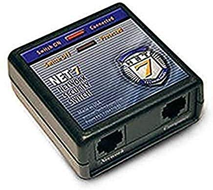 Computer Internet Security Switch by Net7 100/% Made in the USA!!