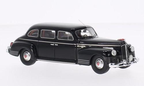 ZIS 115, Schwarz Modellauto, Fertigmodell, DIP Models 1 43