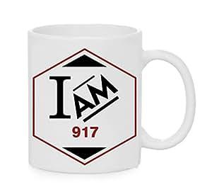 I am 917 Official Mug