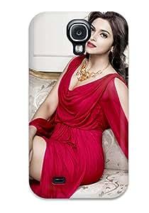 Hot 7728295K76903310 premium Phone Case For Galaxy S4/ Deepika Padukone 34 Tpu Case Cover