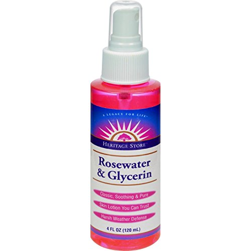 Rosewater Glycerin - 5