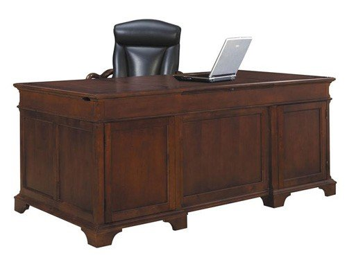 Hekman Furniture JUNIOR EXECUTIVE - Hekman Wood Executive Desk