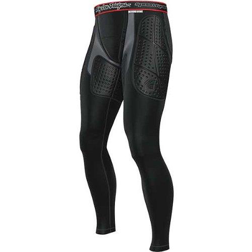 Troy Lee Designs BP5705-HW Pants Adult Undergarment Motocross Motorcycle Body Armor - Black / X-Large