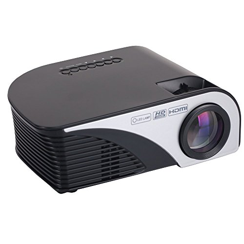 Taotaole 2016 new arrival multi media mini 1200 lumens for Micro projector reviews