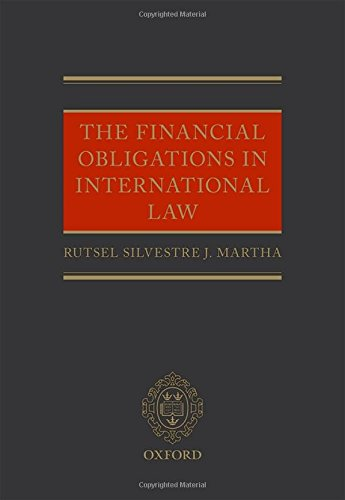 The Financial Obligation in International Law
