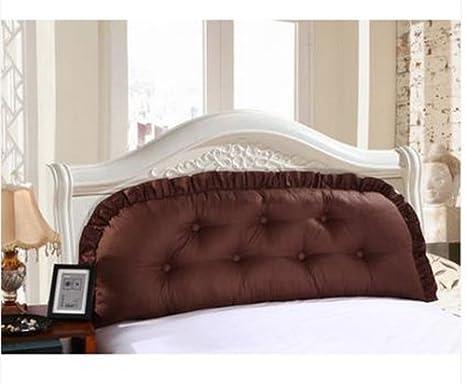 Cuscini Per Testiera Letto Matrimoniale : Lhl standard cuscini in cotone cuscino testiera per letto