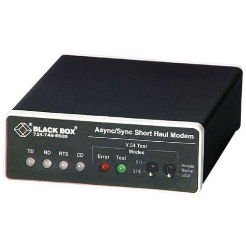 Short Haul Modem (Black Box Async/Sync Short-Haul Modem)