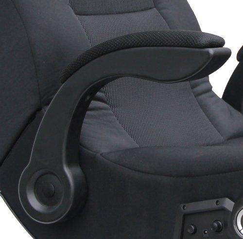 X Rocker 5142201 Commander 2 1 Audio Gaming Chair Buy