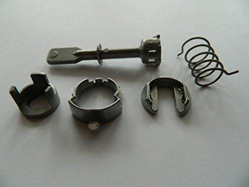Valea VDP30-1 Door Lock Barrel Repair Kit Front Left&Right for VW Polo 6N 4/5 Door 1997-2001; 6N0 837 223A