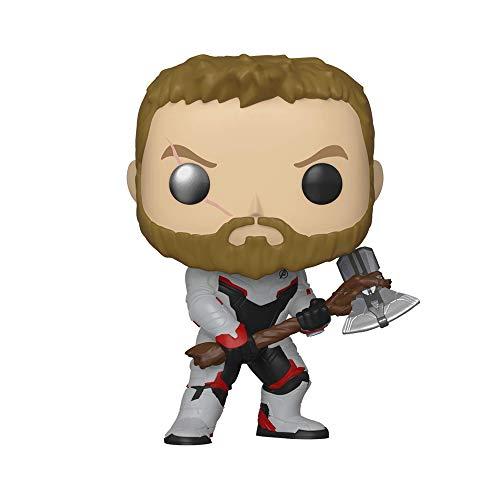 Funko Pop Marvel Avengers Endgame Thor Nc Games Multicor