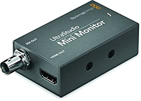 Blackmagic Design UltraStudio Mini Monitor Playback Device BDLKULSDZMINMON