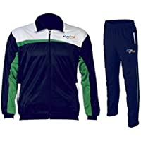 HeadTurners Brand All Sports Running Tracksuit Combo Super Poly Material Slim Fit