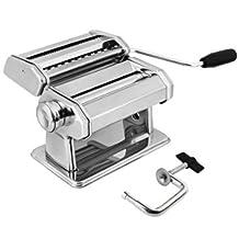 Kabalo Heavy Duty Pasta Maker, Kitchen Roller Cutter Machine Tool - for Spaghetti, Tagliatelle, Lasagne, etc