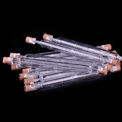 FidgetFidget Halogen Light Bulb Lamp R7S 240V 500W Watt T3 118mm Double End 10x J Type ()