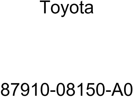 Genuine Toyota 87910-08150-C0 Rear View Mirror Assembly