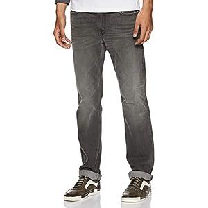 Levi's Men's (513) Slim Straight Fit Stretchable Jeans