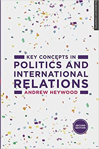 Amazon com: Key Concepts in Politics and International Relations