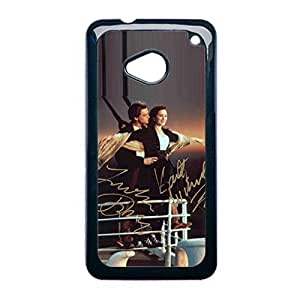 Generic Design With Titanic Plastic Phone Case For Guys For One M7 Htc Choose Design 13