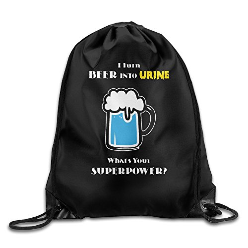 i-turn-beer-into-urine-whats-your-superpower-lightweight-drawstring-backpack