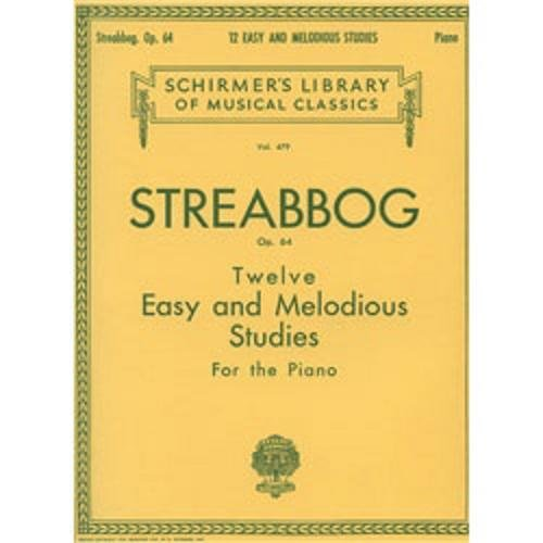 Download 12 Easy and Melodious Studies, Op. 64 (Grade 2) Piano Technique pdf epub