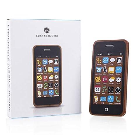Schokoladen Handy Handy Aus Schokolade Smartphone Schokolade