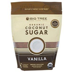 Big Tree Farms Coconut Sugar - Vanilla - 14 Ounce