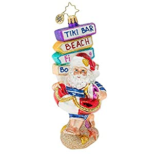 41lMuWGk5HL._SS300_ 500+ Beach Christmas Ornaments and Nautical Christmas Ornaments For 2020