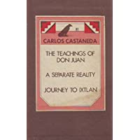 The Teachings of Don Juan; a Separate Reality; Journey to Ixtlan, Three Volumes in Slipcase