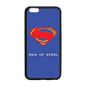 Umak Man Of Steel Movie Superman Logo Popular Iphone Cover Shell Artistic Design Personalized Cover Case for iPhone6 Plus 5.5