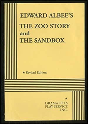 The Zoo Story And The Sandbox Edward Albee Amazon Books