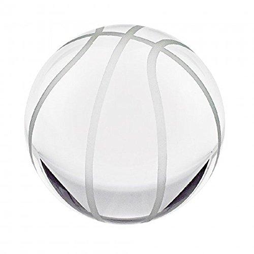Badash - Crystal Basketball Paperweight 3