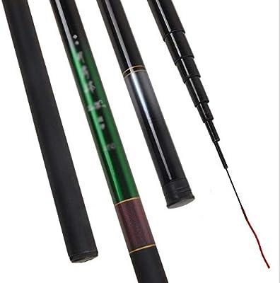 AJJA FRP rod fishing rod streams hand pole pole short