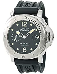 Luminor Submersible Automatic-self-Wind Male Watch PAM00024 (Certified Pre-Owned)