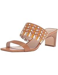 Women's Nirveli Leather Slide Sandal