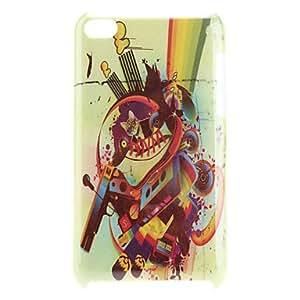 Garabato Caso PatrÓn duro para el iPod Touch 4
